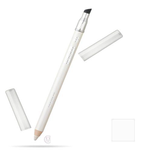 Pupa Multiplay Eye Pencil 01 Icy White, Verbazingwekkend, Kleurrijk, Intens Oogpotlood