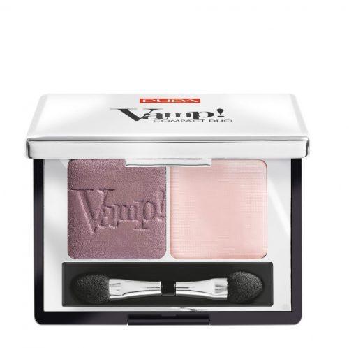 Pupa Vamp! compact duo eyeshadow 003 Soft Mauve Ref.-040087