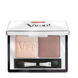 Pupa Vamp! compact duo eyeshadow 005 Milk Chocolate Ref.-040087