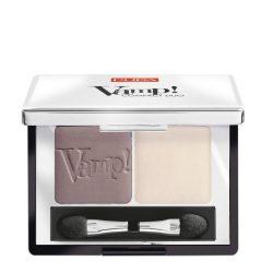 Pupa Vamp! compact duo eyeshadow 006 Brown Vanilla Ref.-040087