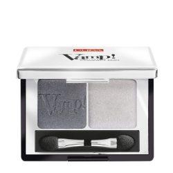 Pupa Vamp! compact duo eyeshadow 009 Silver Stone Ref.-040087