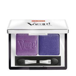 Pupa Vamp! compact duo eyeshadow 011 Rock Violet Ref.-040087