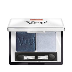 Pupa Vamp! compact duo eyeshadow 012 magnetic blue
