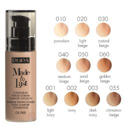 Made to Last Foundation 030 Natural Beige Ref. 050035