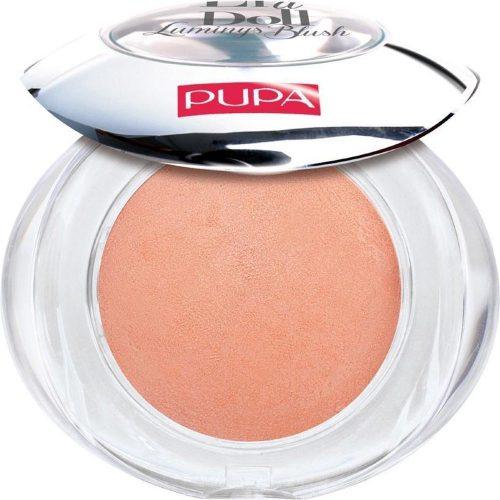 Pupa Like A Doll Luminys Blush 204 Intense Apricot