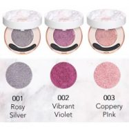 Pupa material luxury(nieuw) 3D metal eyeshadow 002