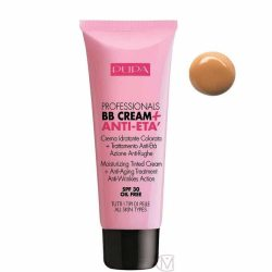 Pupa BB Cream + Anti eta Moisturizing Tinted Cream & Anti-Aging Treatment