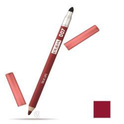 Pupa True Lips Lip Liner 07 Shocking Red, Lipcontourpotlood met een mooi Natuurlijk Effect