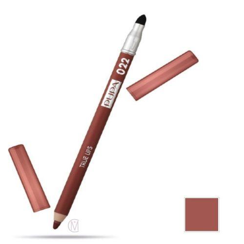 Pupa True Lips Lip Liner 22 Plum Brown,
