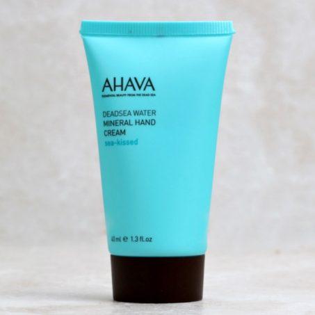 Ahava Deadsea Water Mineral Hand Cream,Sea Kissed of Cactus & Pink Pepper