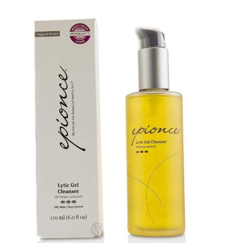 Epionce Lytic Gel Cleanser Voor combinatie tot vette probleem huid Mooiecosmetica