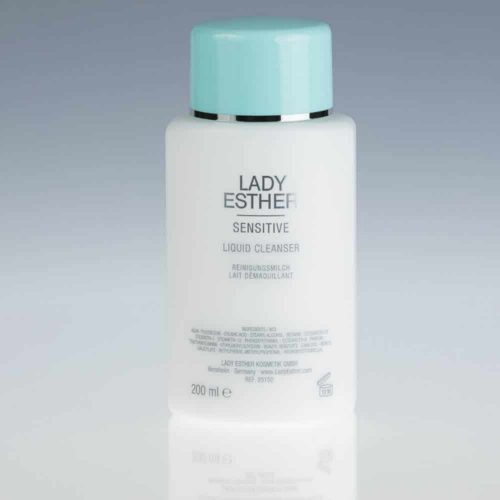 Lady Esther Sensitive Liquid cleanser Zachte Intensieve Reinigingsmelk