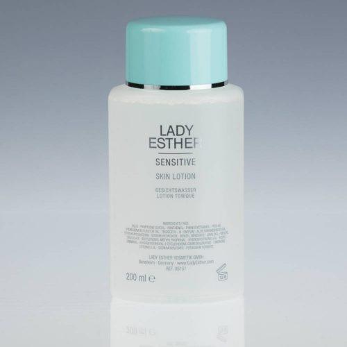 Lady Esther Sensitive skin lotion Verzorgende Gezichtslotion