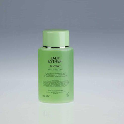 Lady Esther Silky Way cleansing gel De optimale reinigingsproduct voor de onreine huid