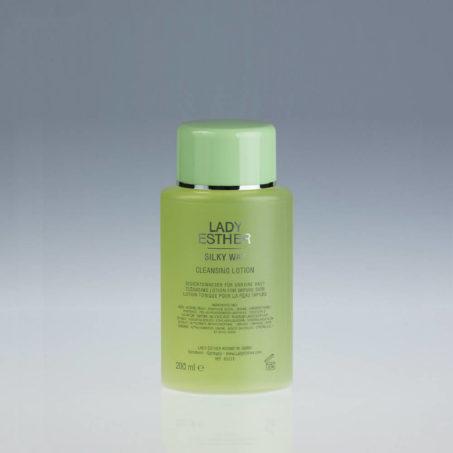 Lady Esther Silky way cleansing lotion, De optimale reinigingsproduct voor de onreine huid
