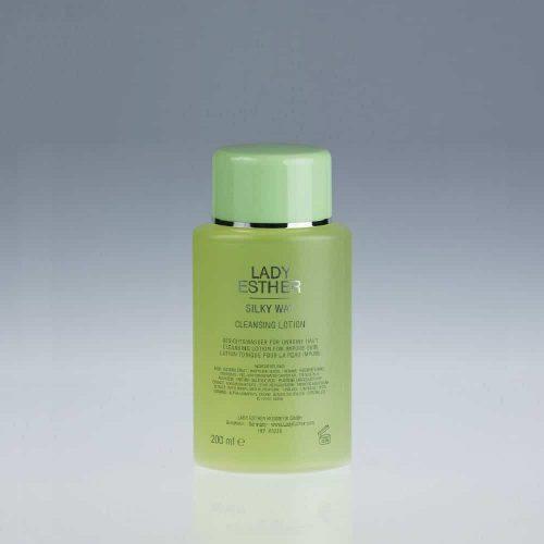 Lady Esther Silky way cleansing lotionDe optimale reinigingsproducten voor de onreine huid