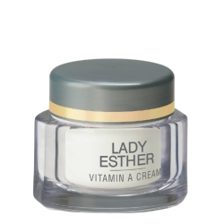 Lady Esther Vitamine A crème Rijke crème Geschikt voor iedere huid
