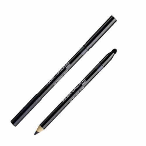 Maria Galland 524-11 Le Crayon Yeux Infini Waterproof Noir, Oogpotlood met Briljante kleur Waterbestendig
