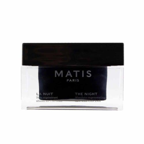 Matis Caviar La Nuit, The-Night, Verzachtende Nachtcreme