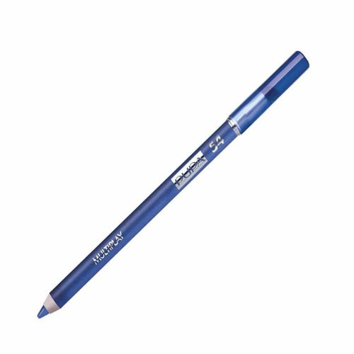 Pupa Multiplay Pencil 54 Indigo Blue: Verbazingwekkend, Kleurrijk, Intens Oogpotlood