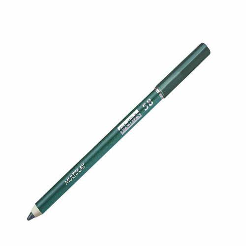 Pupa Multiplay Pencil 58 Plastic Green: Verbazingwekkend, Kleurrijk, Intens Oogpotlood