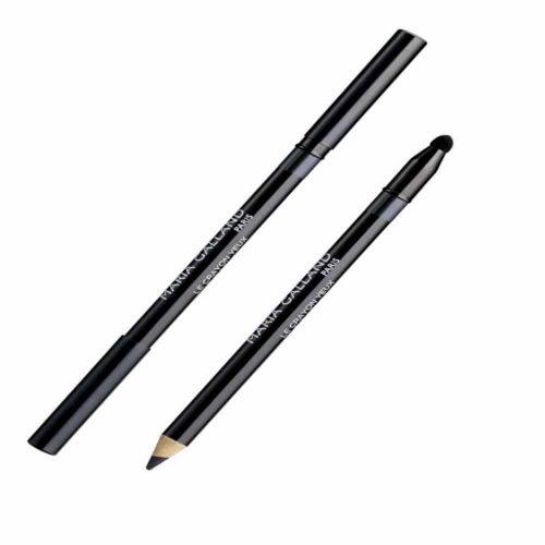 Maria Galland 524-18 Le Crayon Yeux Infini Waterproof Gris Graphite, Oogpotlood met Briljante Kleur Waterbestendig