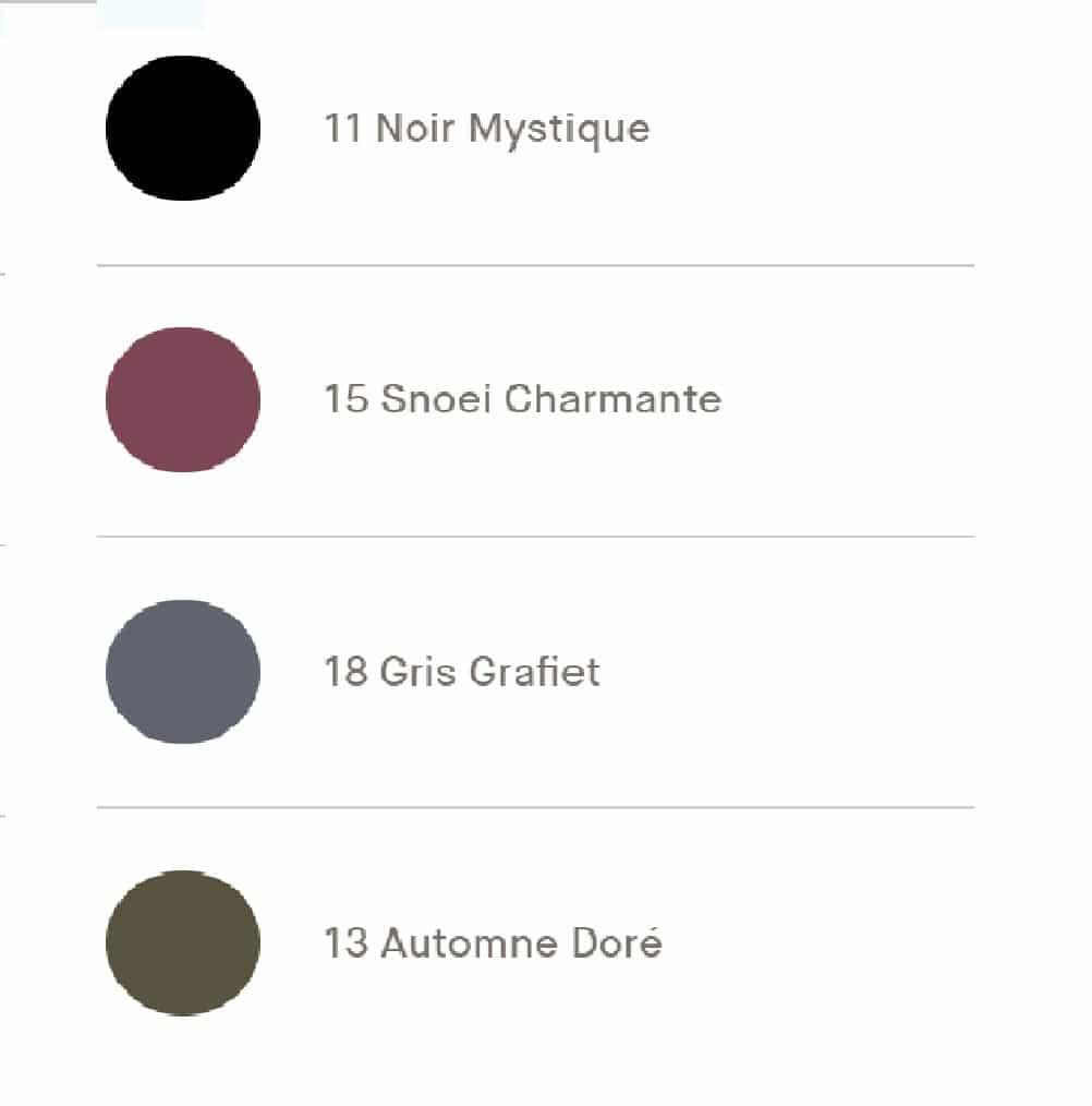 Maria Galland kleuren 524 11-13-15-18