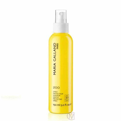 Maria Galland 200 Spray Protecteur Doucheur SPF 30, zeer efficiënte zonnespray