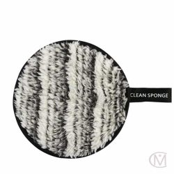 Schoonmaak Make up Spons Pad clean sponge. Grijs