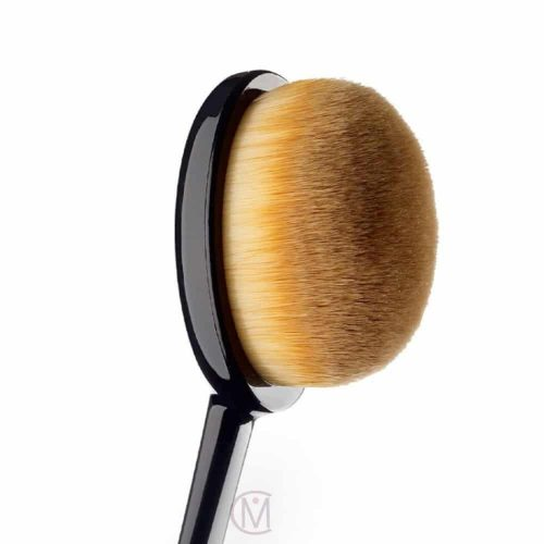 Artdeco Medium Oval Brush Premium Quality, Borstel Airbrush effect