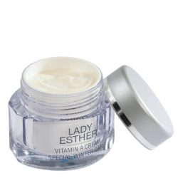Lady Esther Vitamine A Cream Special Winter Care, met 3 gratis ampullen
