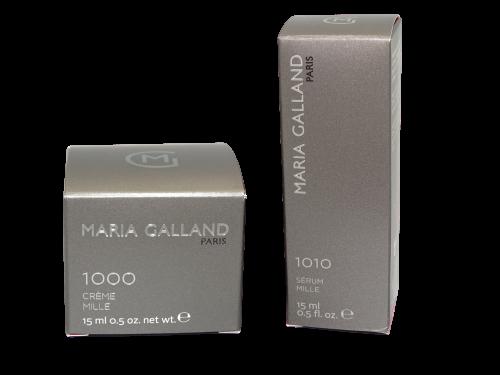 Maria Galland 1000 en 1010 Crème Mille, Aanbieding