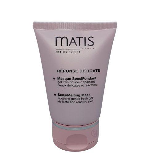 Matis Réponse Délicate SensiMelting Mask, Sensi-Mask een Comfortabel frisse en kalmerende Gel-structuur Masker