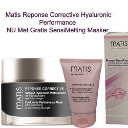 Matis Reponse Corrective Hyaluronic Performance met gratis masker