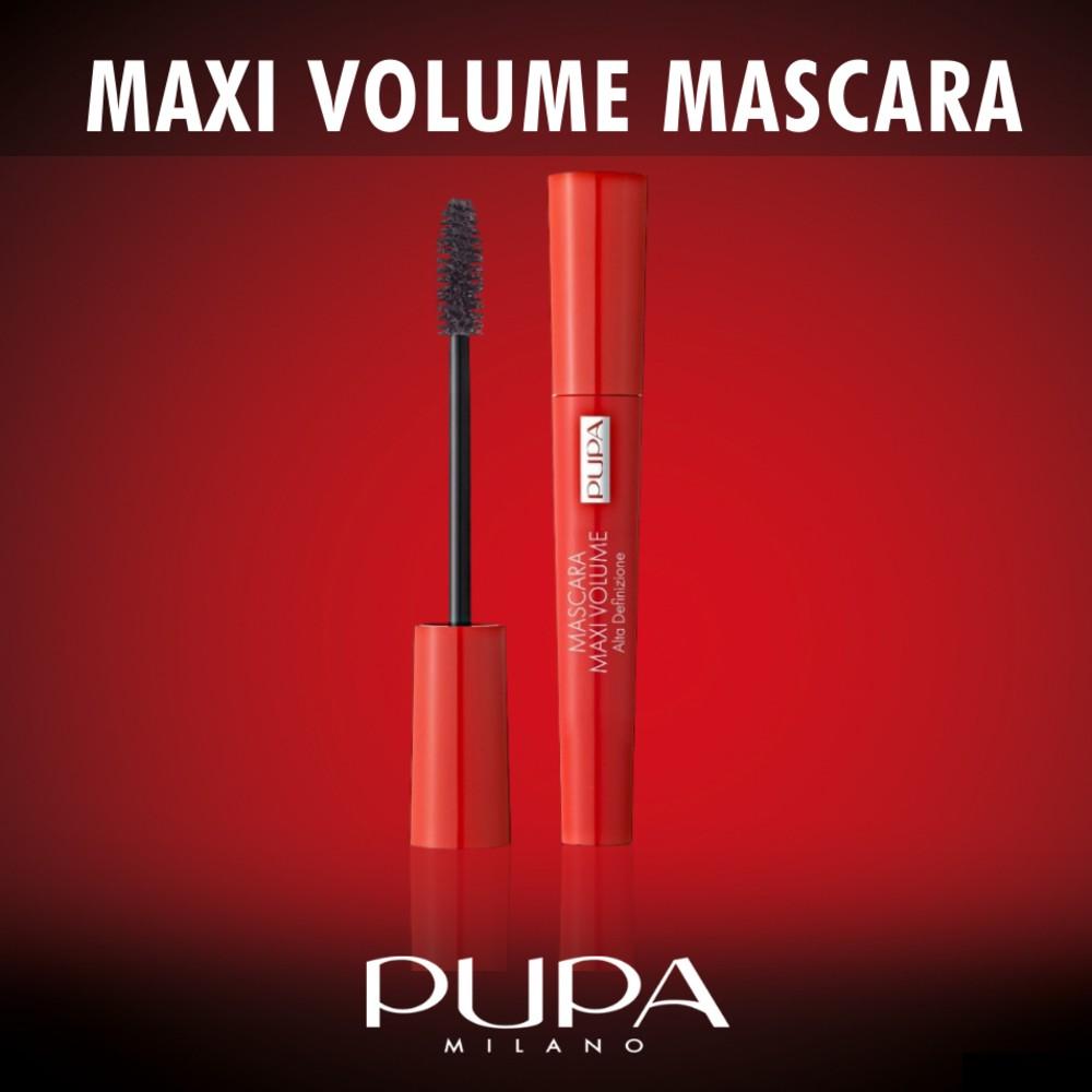 Maxi Volume Mascara