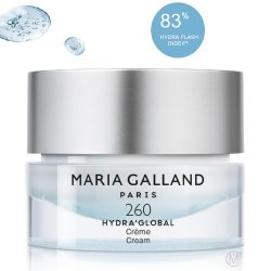 Maria Galland 260 Crème Hydra' Global, Dagcrème Garandeert Hydratatie voor 24 uur Pot