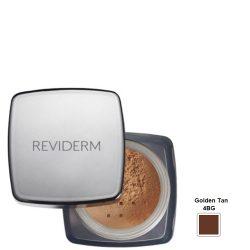 Reviderm Make-up Illusion Loose Minerals 4BG Golden Tan, Zorgt Voor Een Perfecte Dekking