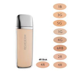 Reviderm Make-up Selection Stay On Minerals Foundation 4R Bisk