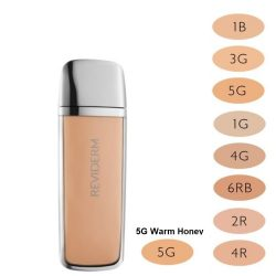 Reviderm Make-up Selection Stay On Minerals Foundation 5G Warm Honey
