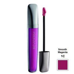 Reviderm Mineral Lacquer Gloss 1C Smooth Magenta, Beschermt Tegen Droge Lippen En Geeft Volume