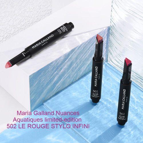Maria Galland Nuances Aquatiques limited-edition