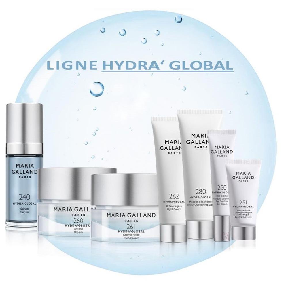 Maria Galland Hydra Global lijn