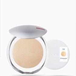 Pupa Face Make-Up Luminys Silky Baked Face Powder 04 Champagne
