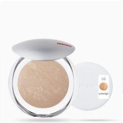 Pupa Face Make-Up Luminys Silky Baked Face Powder 05 Amberlight