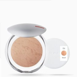 Pupa Face Make-Up Luminys Silky Baked Face Powder 06 Biscuit