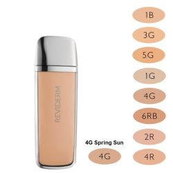 Reviderm Make-up Selection Stay On Minerals Foundation 4G Spring Sun