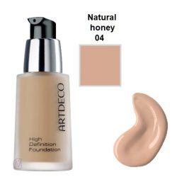 Artdeco High Definition Foundation - 04 Neutral Honey Mooiecosmetica