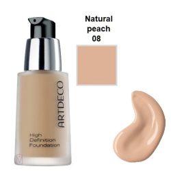 Artdeco High Definition Foundation - 08 Natural Peach