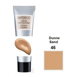 Artdeco Liquid camouflage full cover FDT 46 dune sand 4052136070637