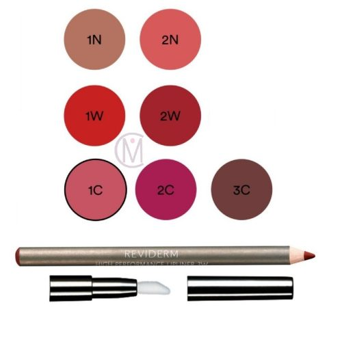 HIGH PERFORMANCE LIPLINER front page Mooiecosmetica
